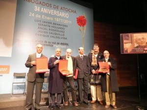 Premio Fundación abogados Atocha